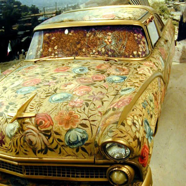 """Ayate Car,"" 1997, by Betsabeé Romero"