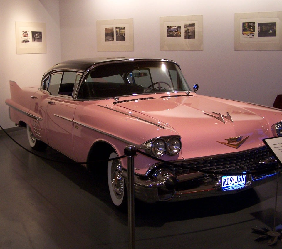 Pink Cadillac by Ann Harithas