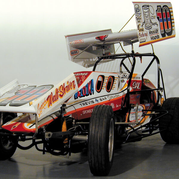 """Trevis Sprint Car,"" Salvatore Scarpitta"