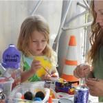 WORLD ART CAR DAY CHILDREN'S MINI ART CAR WORKSHOP