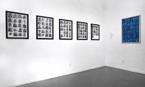 """FotoFinish, Literacy Through Photography"", installation view Art Car Museum, 2017"