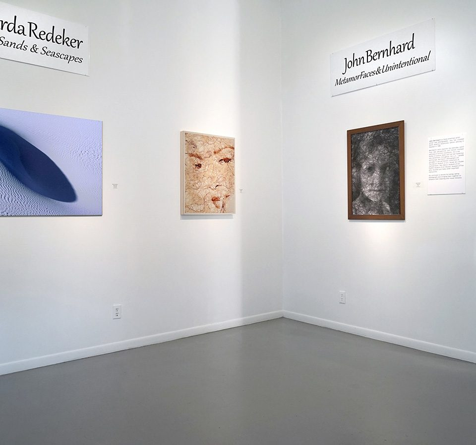 Ricarda Redeker and John Bernhard, FotoFest 2018, installation view Art Car Museum 2018