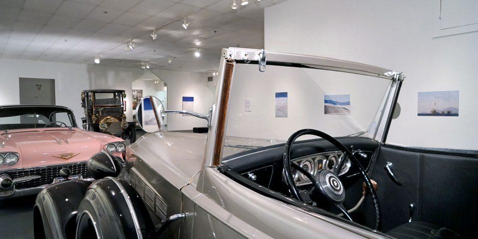 FotoFest 2018, installation view Art Car Museum 2018