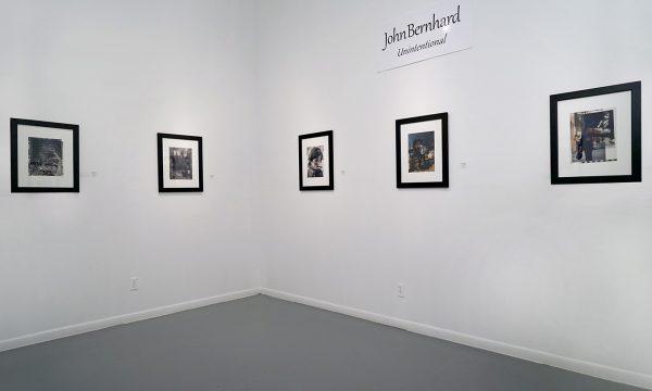 John Bernhard, FotoFest 2018, installation view Art Car Museum 2018