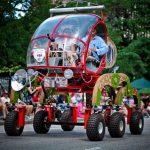 Dion Laurent, Houston Art Car Parade