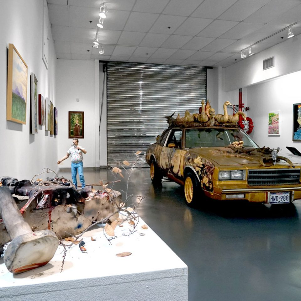 "Art Car Museum, 14th Annual Open Call Exhibition: ""LANDSCAPE,"" 2019"
